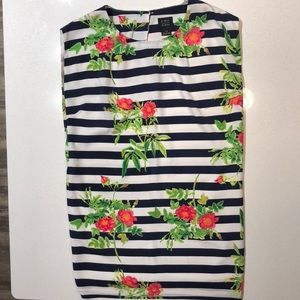 Shift dress from Nordstrom